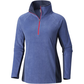 Columbia Glacial IV 1/2 Zip Jacket Women Eve/Nocturnal